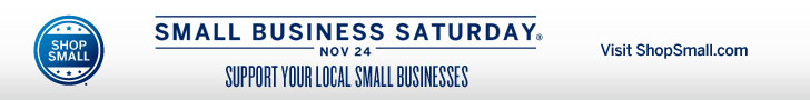 Small Business Saturday, Nov. 24, 2012